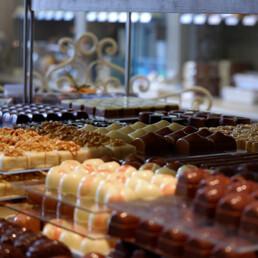 Chocolatier Délicieuse in Ravels